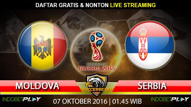 Prediksi Moldova vs Serbia 07 Oktober 2016 (Piala Dunia 2018)