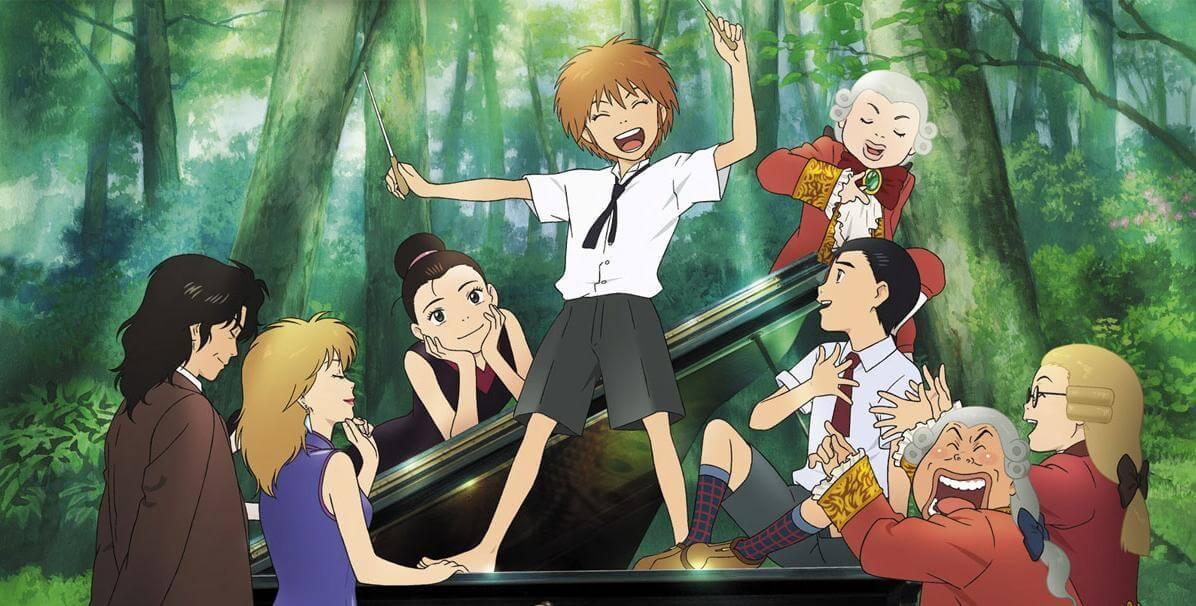 Piano no Mori (TV) 2nd Season Episode 9 Free Download - Cysn