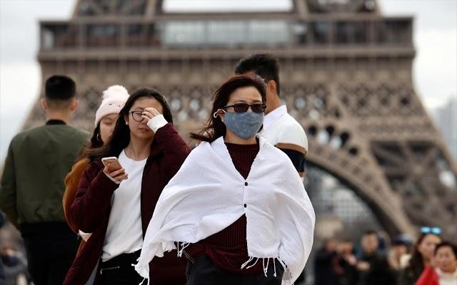 Ευρωπαϊκός τουρισμός: Απώλειες «δύο εκατομμυρίων διανυκτερεύσεων» από τον Ιανουάριο