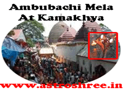 special days of celebration at kamakhya temple