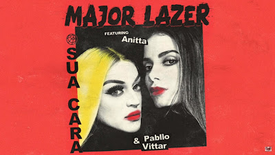 Major Lazer - Sua Cara ft. Anitta & Pabllo Vittar ( #Official #Audio )