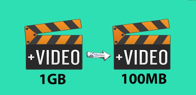 Cara Kompres Ukuran Video Di Android Tanpa Mengurangi Kualitas