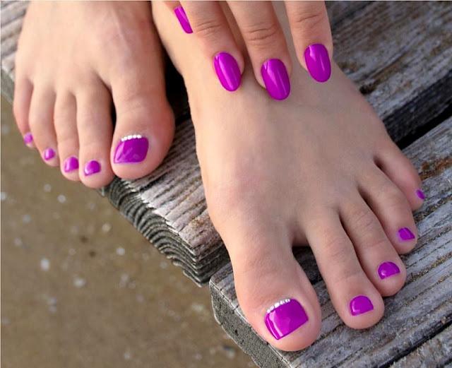 smalti unghie piedi