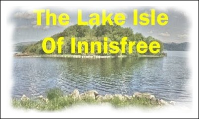 NCERT Solution [The Lake Isle Of Innisfree] Beehive (CLASS 9) Chapter 4 poem