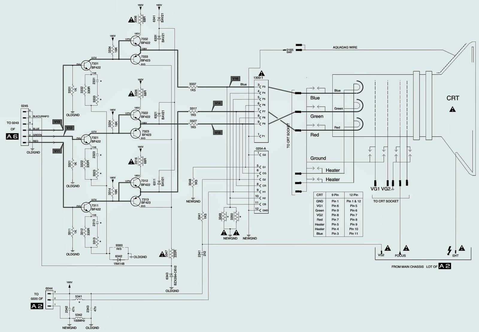 vizio tv hookup diagram