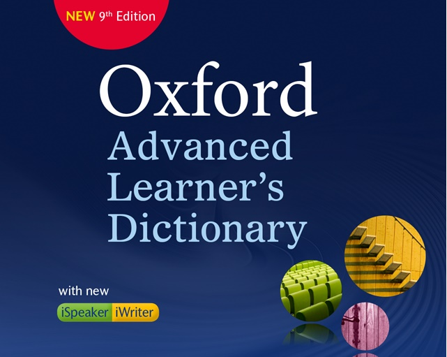Download Oxford Advanced Learner's Dictionary 9th Edition