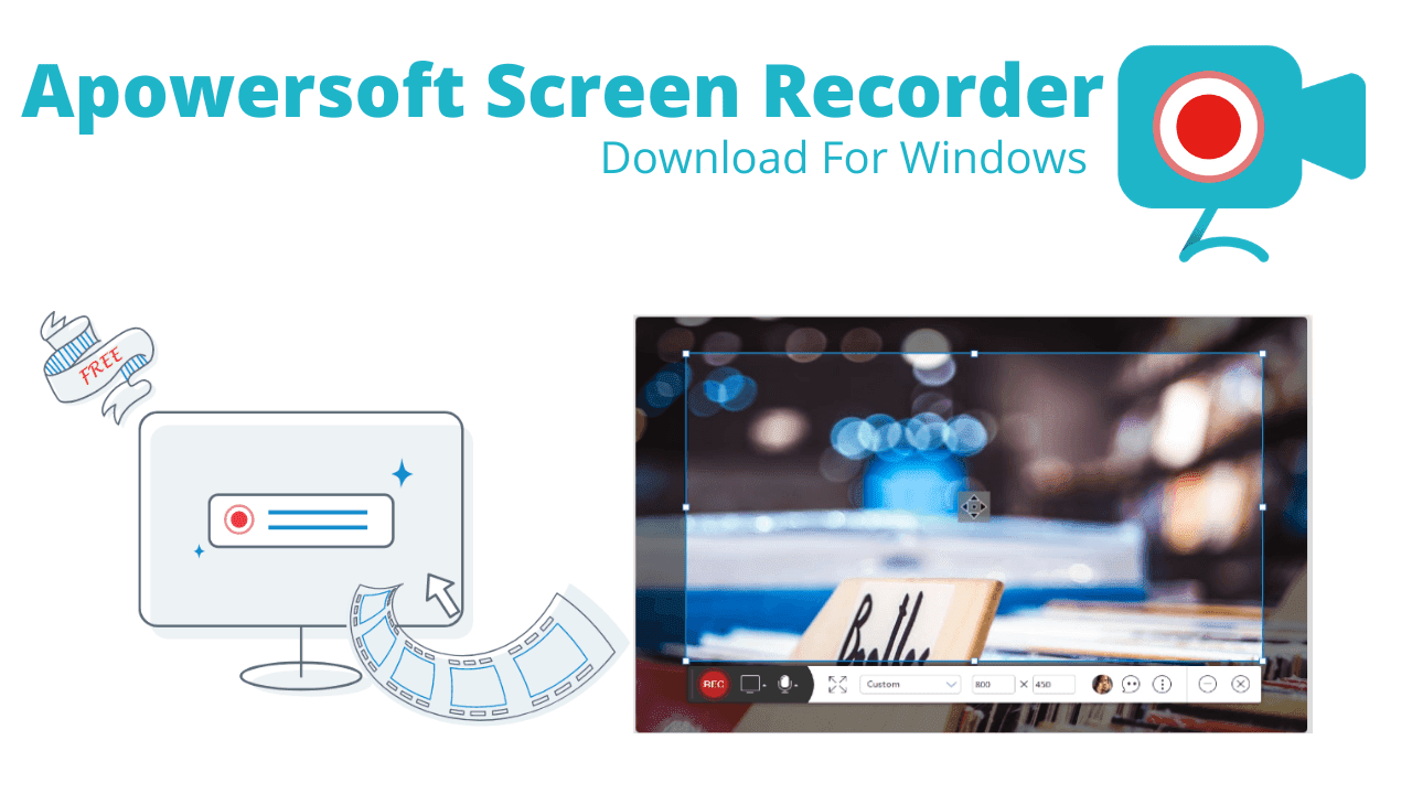Apowersoft Screen Recorder Download For Windows