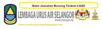 Jawatan Kosong Terkini Lembaga Urus Air Selangor