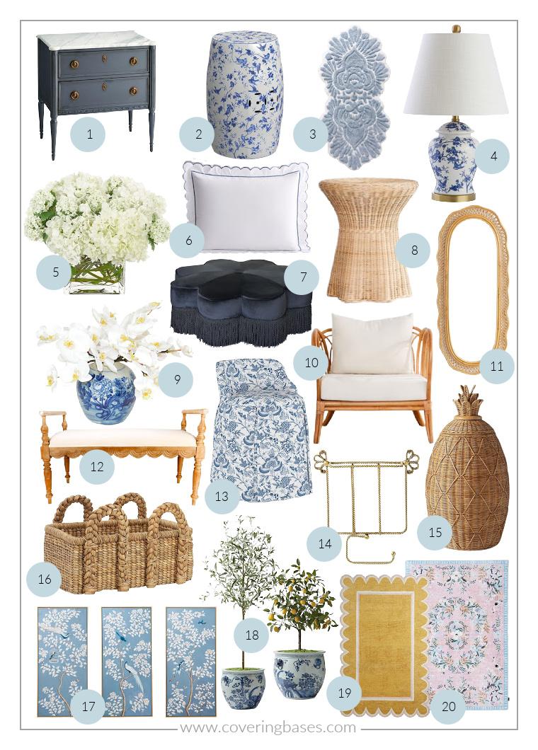 20 Home Decor Items I Love