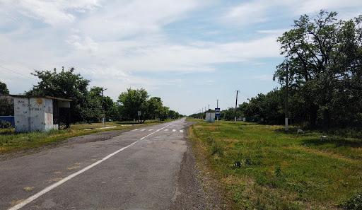 Юр'ївка. Дорога до Шилівки