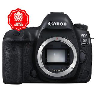2019 best selling DSLR - Canon EOS 5D Mark IV