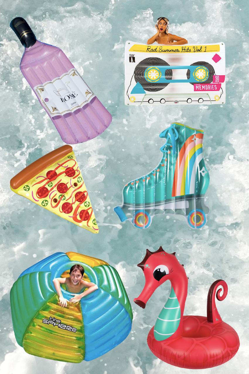 Fun Summer Floats