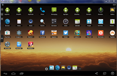 Download emulator BlueStacks terbaru buat komputer