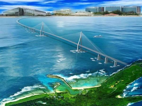 Jambatan Labuan-Menumbok Akan Mula Dibina Mulai Julai 2022