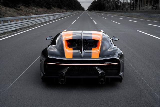 300mph by Bugatti Chiron