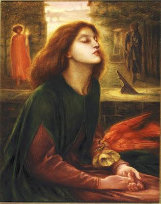 BEATA BEATRIX por Enrique Lihn