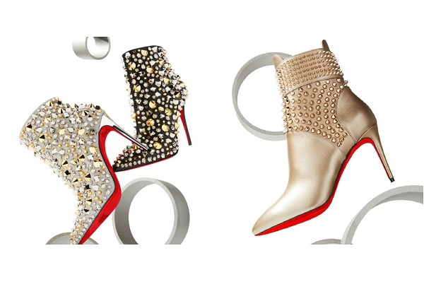 7940ce79d2f CHRISTIAN LOUBOUTIN  Ankle Boots Fall   Winter 2018!!! ~ STYLING