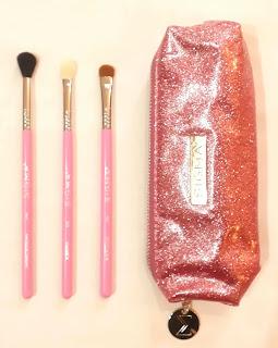 Sigma Passionately Pink Eye Brush Set Review