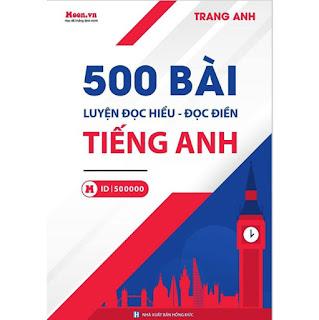 500 bài luyện Đọc Hiểu – Đọc Điền Tiếng Anh ebook PDF-EPUB-AWZ3-PRC-MOBI
