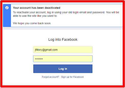 How to Deactivate Your Facebook Account Easy Way