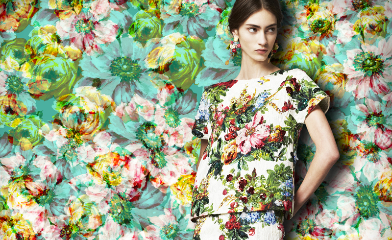 How to wear floral prints the right way
