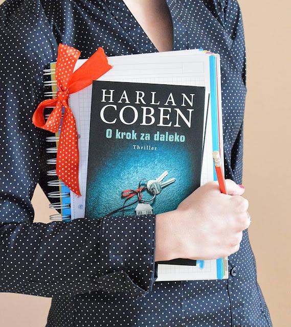 """#141 """"O krok za daleko"""" - Harlan Coben"""