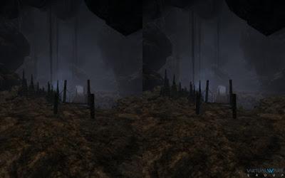 VR Cave Aplikasi Petualang