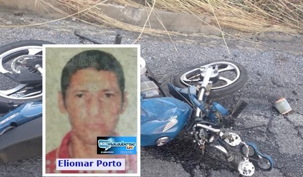 Oeste da Bahia: Motociclista morre em colisão na BA-462 no municipio de São Desidério