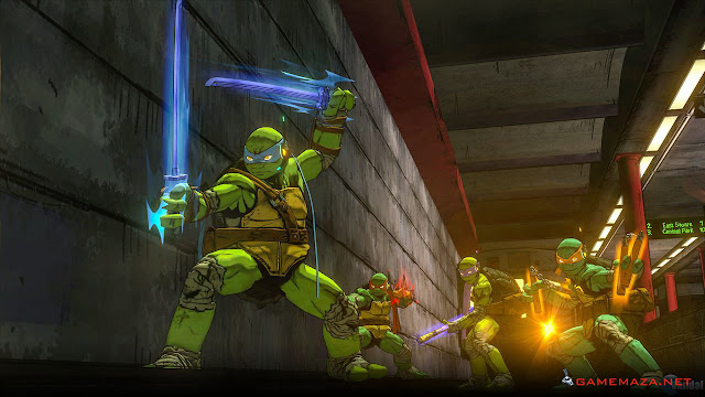 Teenage Mutant Ninja Turtles Mutants In Manhattan Gameplay Screenshot 4