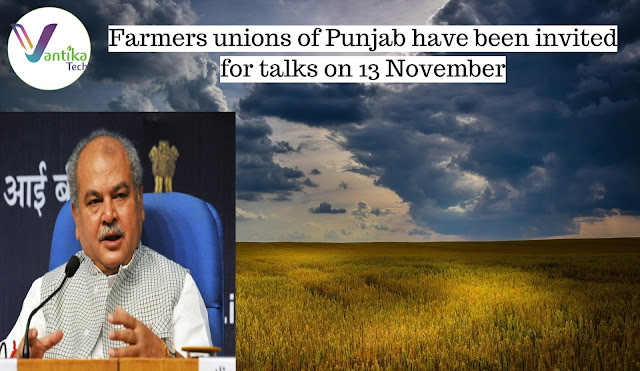 agriculture minister to farmers