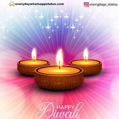 happy diwali wishes 2018 | Everyday Whatsapp Status | Unique 120+ Happy Diwali Wishing Images Photos