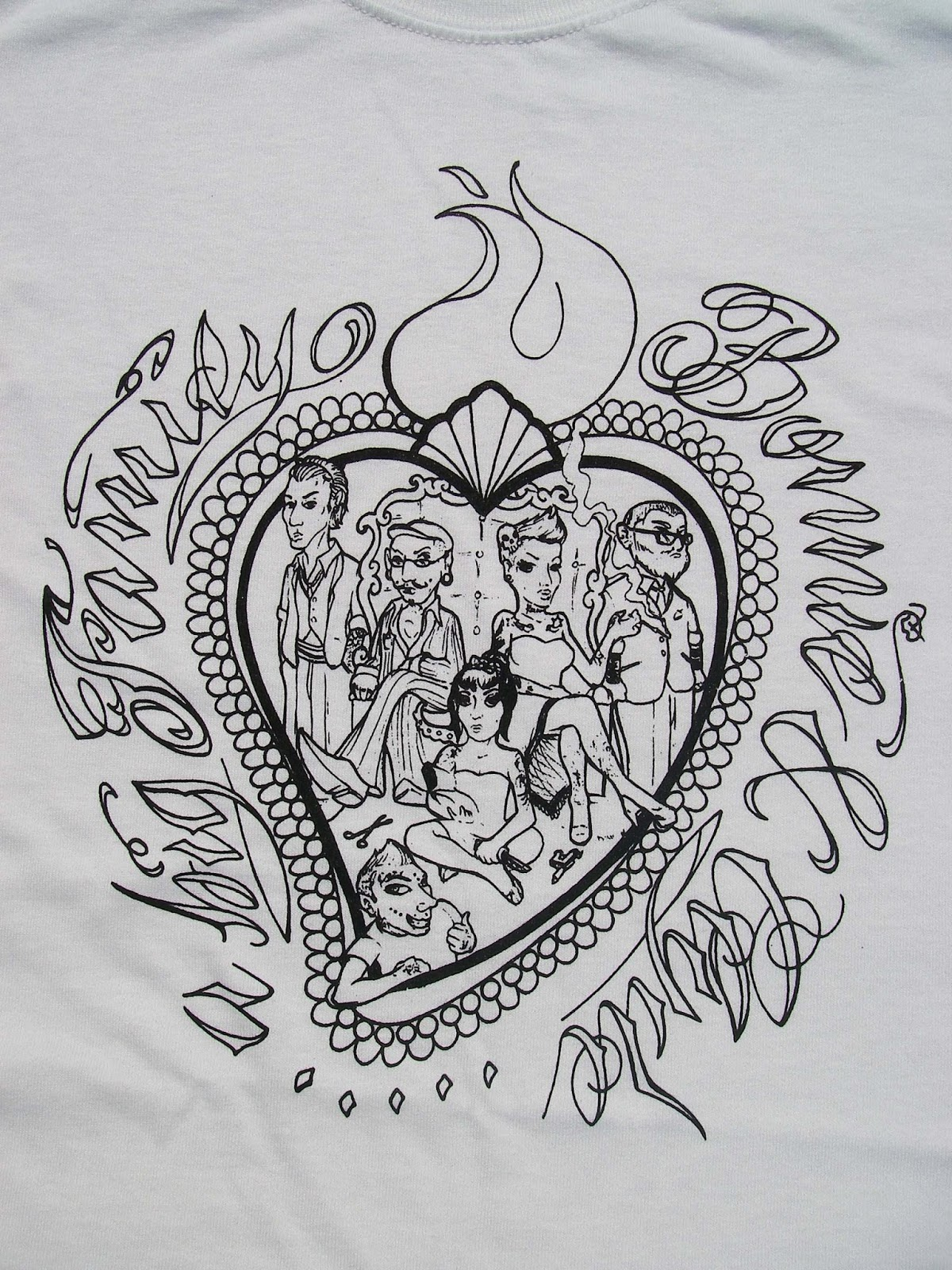Bonnie And Clyde Tattoo: Create Your Own Sleeve Tattoo Online Free, Bonnie And