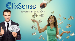 Clixsense, PTC sites, make money online