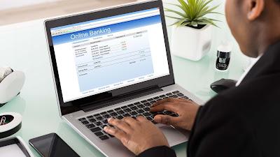 tips aman transaksi e-banking