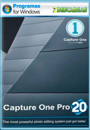 Capture One 20 Pro (2020) (x64) Full Español