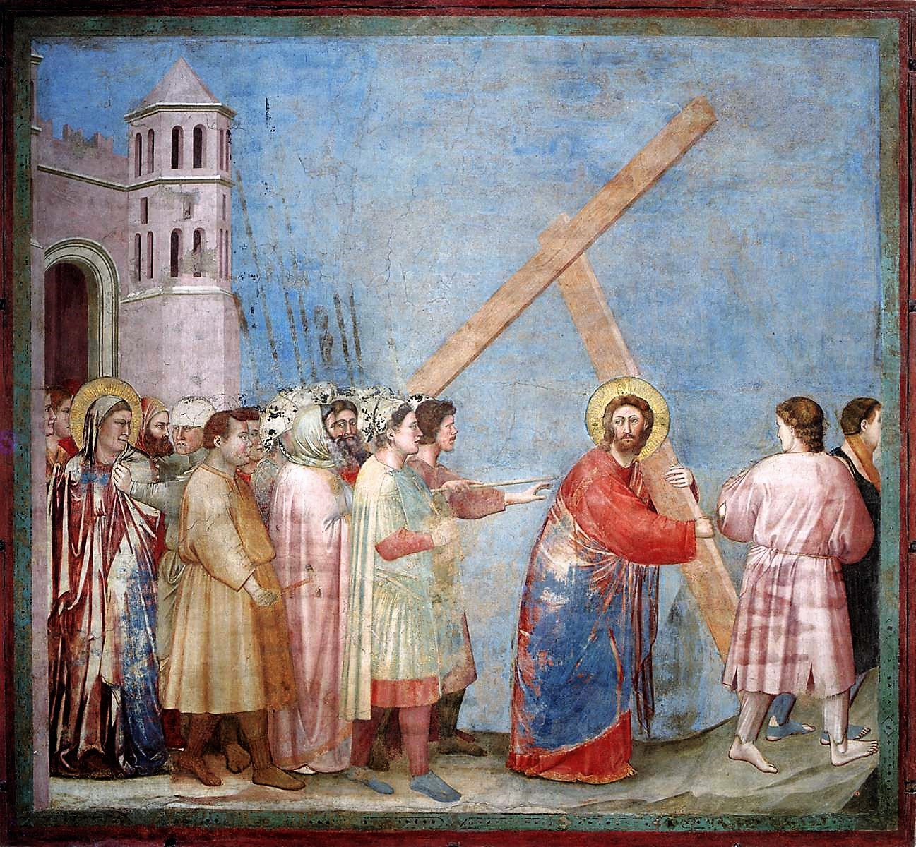 Ad Imaginem Dei: Holy Week with Giotto – Good Friday, Mid ...
