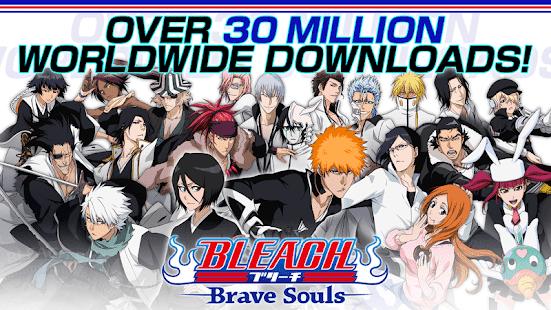 BLEACH Brave Souls Mod Apk Android