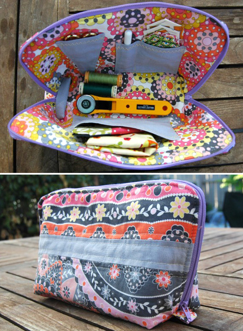 Sewing Case - Tutorial