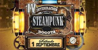 Integración Steampunk No.4 2018 Bogota