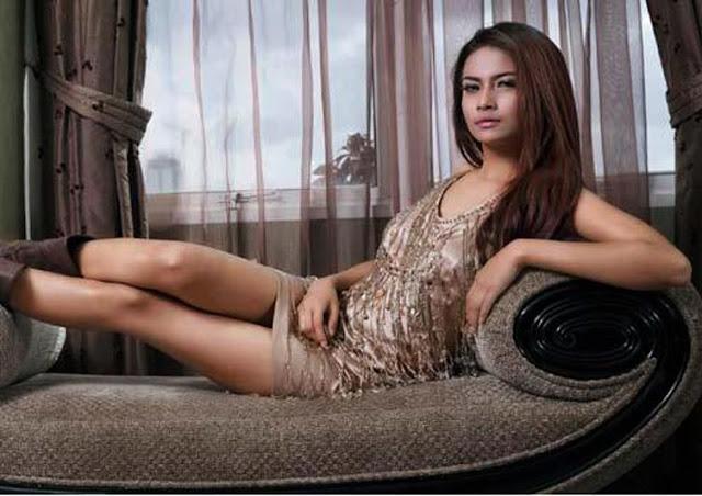 Vanessa Angel Artis Paling Eksotis Indonesia | Foto ...