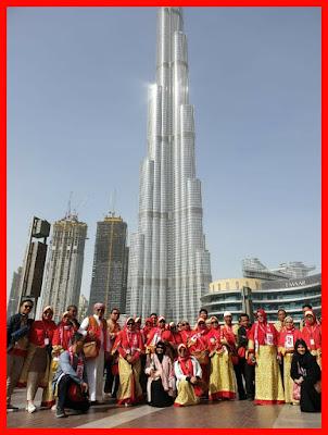 Biaya Umroh Plus Dubai 2021