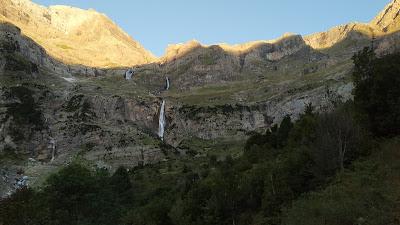 Cascadas del Cinca.