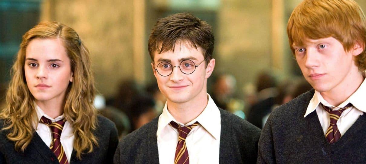 Kevin Feige se inspirou em Harry Potter para criar o MCU