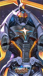 Gatotkaca Sentinel Heroes Tank of Skins