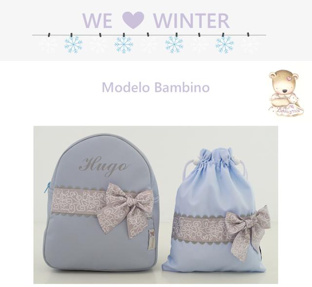 promocion mochila regalo navidad