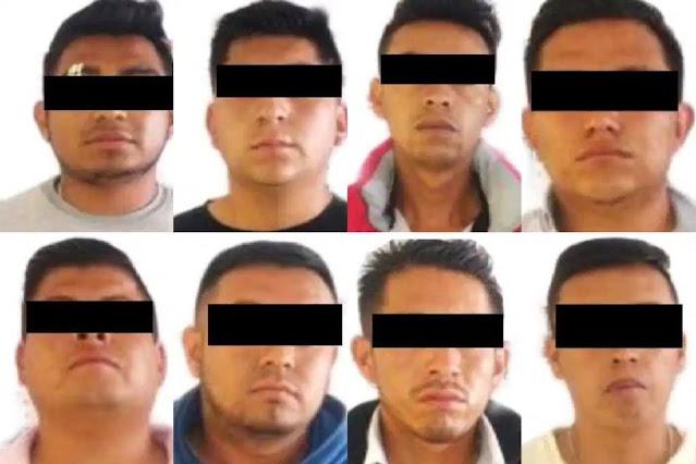 Caen 8 salvajes Zetas de El Bukanas quienes ahora están de mano sudada con El CJNG