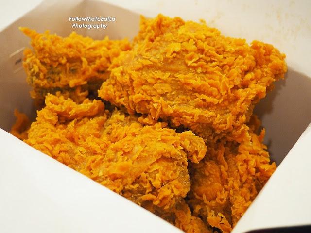 Lip-Smacking & Super-Duper Crunchy Ayam Goreng McD