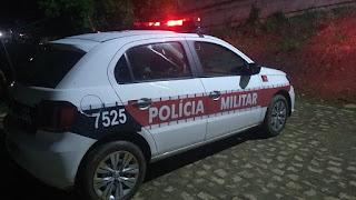 Polícia Militar prende em Guarabira suspeito de violência doméstica