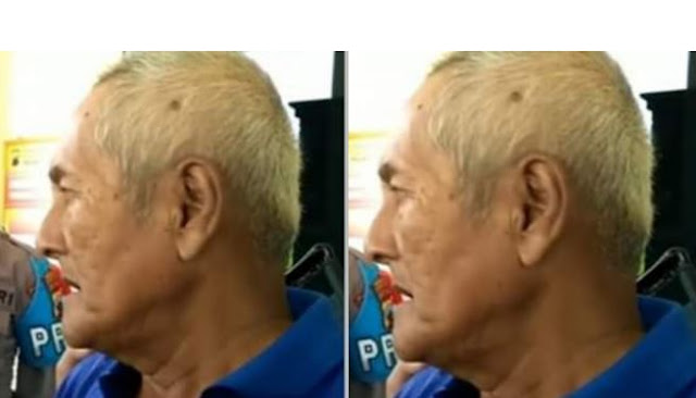 Modal 5ribu, Kakek 72 Tahun Ini Perintah 3 Bocah SD Untuk Lakukan Terapi Alat Kelamin