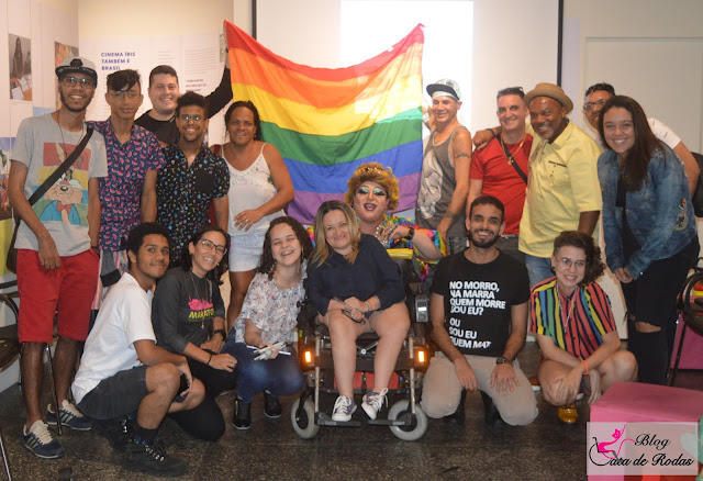 Roda de Conversa sobre 50 anos Stonewall